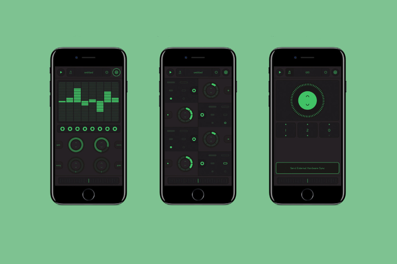Reactable releases new MIDI sequencer for iOS, Steps