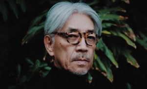 Stream Ryuichi Sakamoto's async, his first album in eight years