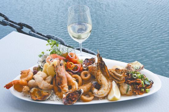 Sea Food Cove Menu