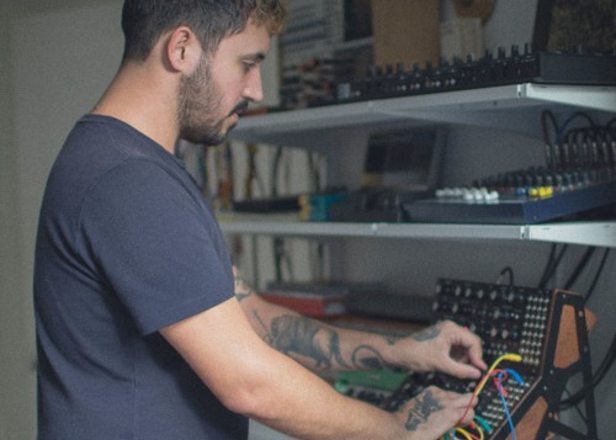 The Haxan Cloak crafts a moody new track for Moog's Sonic Origins series