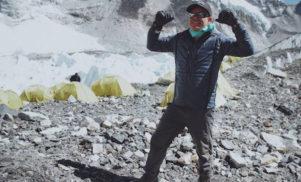 Watch Paul Oakenfold DJ on top of Mount Everest