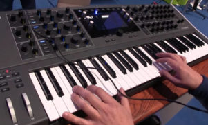 Waldorf's new hybrid synth lets you make wild mutant sounds