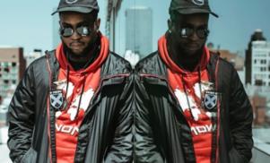 Stream Chino Amobi's debut album Paradiso featuring Elysia Crampton and Rabit