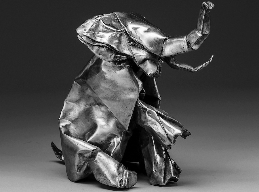 Stream Jlin's new album Black Origami