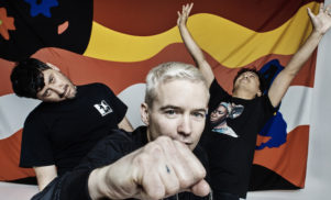 The Avalanches are working on a new album