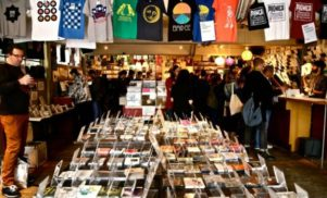A staggering amount of vinyl was sold on Record Store Day 2017