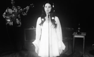 Lana Del Rey releases new song, 'Coachella – Woodstock In My Mind'