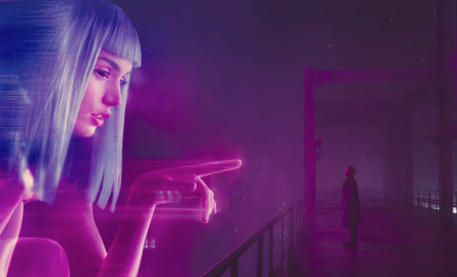 Watch the incredible official trailer for Blade Runner 2049
