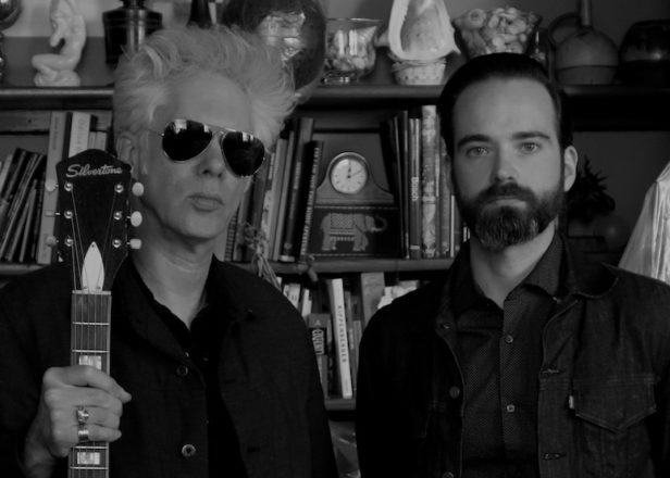 Jim Jarmusch's SQÜRL announces new EP on Sacred Bones