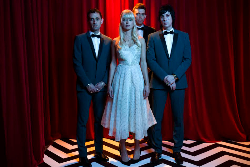 Chromatics appear on Twin Peaks, share new video for 'Shadow'