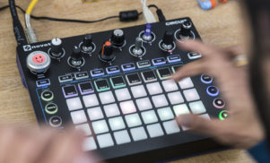 Novation Circuit 1.5 update makes synth sequences more expressive