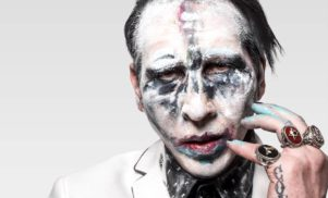 Marilyn Manson announces European tour