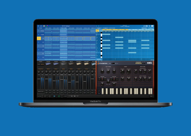 Korg Gadget studio for Mac now available as free version