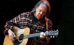 Long-lost Neil Young album reportedly coming this summer