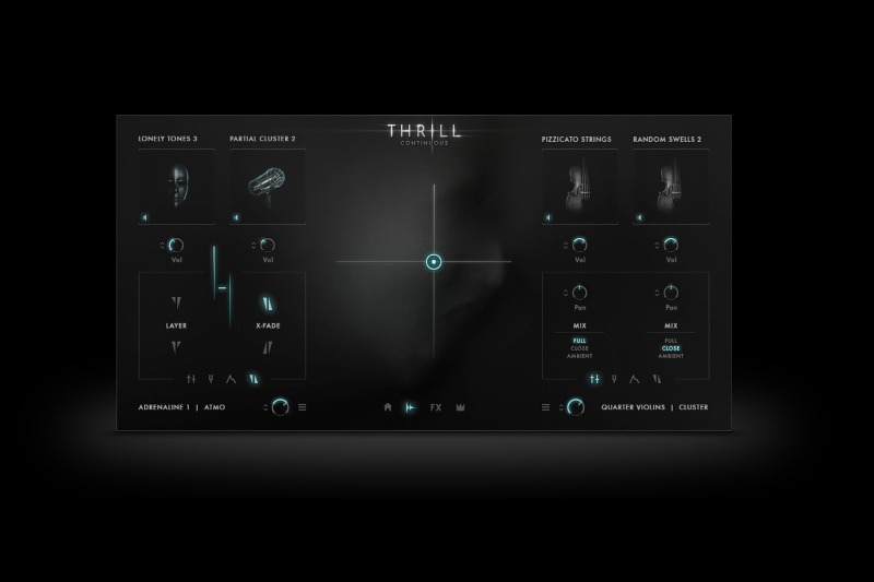 NI's Thrill lets you create film and video game scores in real time