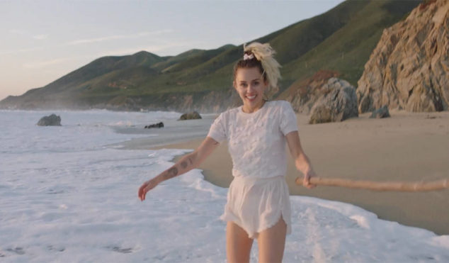 Singles Club: Miley's 'Malibu' is like something out of a Fyre Festival ad