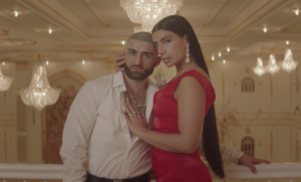 Sevdaliza enlists iconic gay adult film actor François Sagat for 'Bluecid' video
