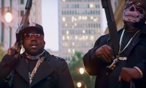 Watch the video for Big Boi and Run the Jewels' 'Chase Me'