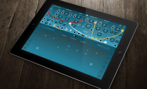 Ripplemaker is a West Coast-inspired modular synth for iOS