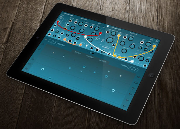 ripplemaker is a west coast inspired modular synth for ios. Black Bedroom Furniture Sets. Home Design Ideas