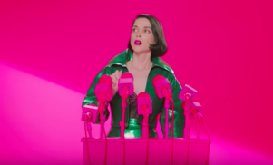 St. Vincent sparks new album rumors with Fear The Future tour announcement video