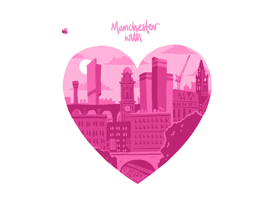 Swing Ting, Murlo and The Buzzcocks join 226-track Manchester charity compilation