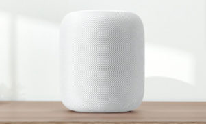 Apple reveals voice-activated smart speaker, HomePod
