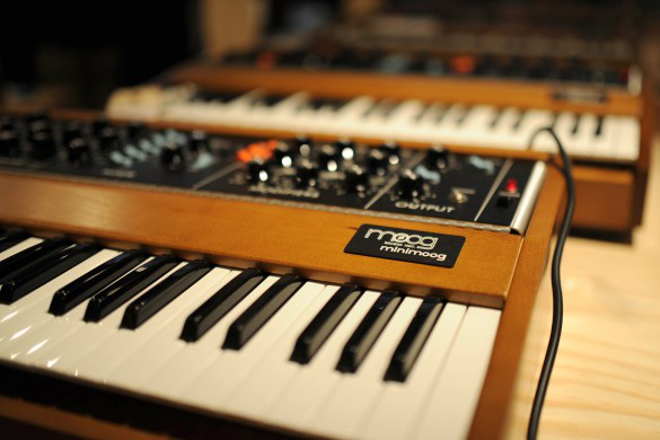 Moog discontinues its Minimoog Model D reissue