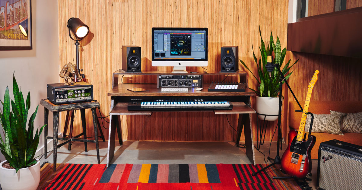 Output S Platform Could Be The Home Studio Desk Musicians Want