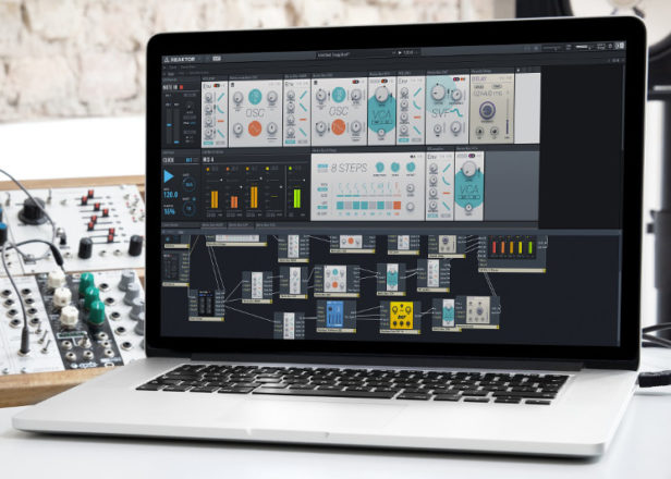 NI adds five new synth modules to Reaktor Blocks