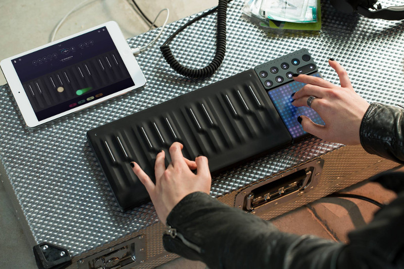ROLI's Seaboard Block is an expressive keyboard on a budget
