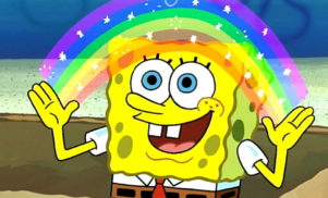 The SpongeBob Musical featuring David Bowie music coming to Broadway