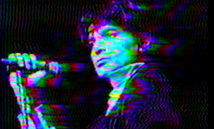 Watch the video for Alan Vega's new track 'DTM'