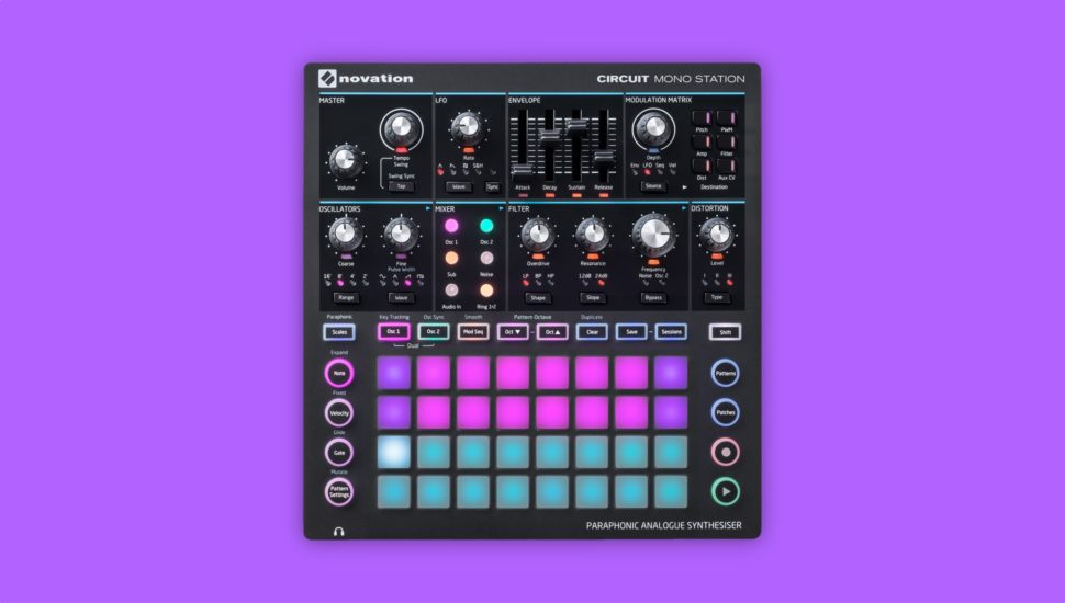 Novation Circuit Mono Station review