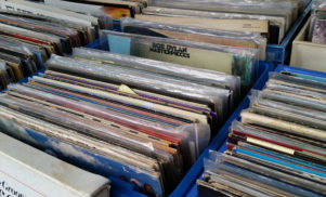Physical music outsold digital downloads in the US last year