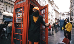 Roaming London with Rome Fortune, the Beautiful Pimp of Atlanta rap
