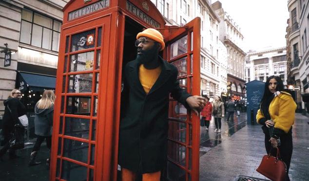 Roaming London with Rome Fortune, the Beautiful Pimp of Atlanta rap