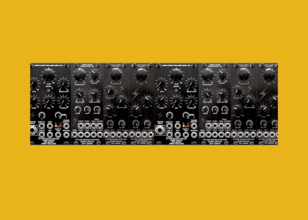 Throbbing Gristle inspire range of Eurorack synth modules