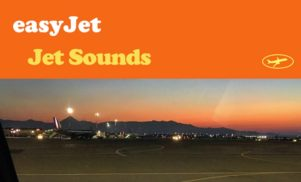 easyJet to release ambient album Jet Sounds for charity