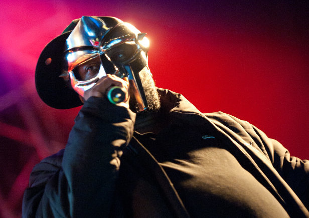 MF DOOM releases new single 'DOOMSAYER' produced by The Alchemist
