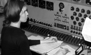 Listen to the unreleased Delia Derbyshire track 'Future Ghosts'