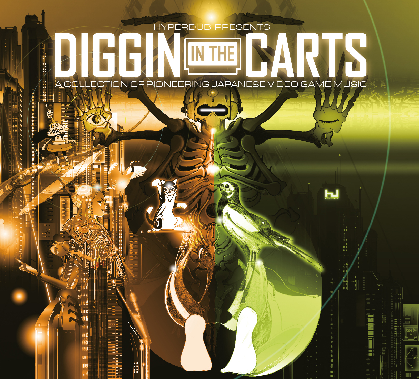 Hyperdub collect rare, pioneering video game music on Diggin' In The