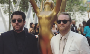 Stranger Things composers Kyle Dixon and Michael Stein win Emmy Award for soundtrack