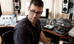 Jamie Lidell on his new music production podcast, Hanging Out With Audiophiles