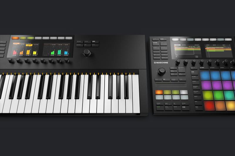 Native Instruments unveils Maschine MK3 and Komplete Kontrol MK2