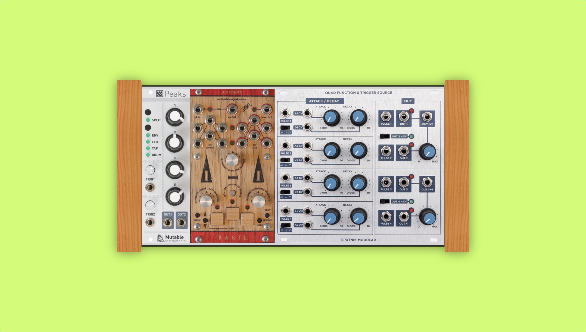 How To Build A Modular Synth The Ultimate Eurorack Buyers Guide Series And Parallel Circuits Science Junky Pinterest Modulation Sources