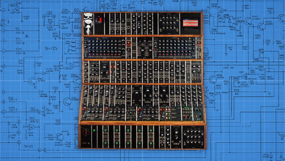 8 of the most important modular synths in musical history. Black Bedroom Furniture Sets. Home Design Ideas