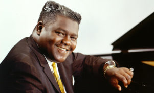 Rock and roll trailblazer Fats Domino dies at age 89