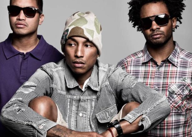 """N.E.R.D. tease return with mysterious """"No_One Ever Really Dies"""" posters"""