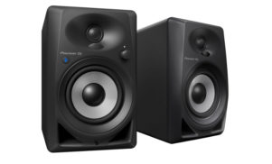 Pioneer DJ's new studio monitors also connect via Bluetooth